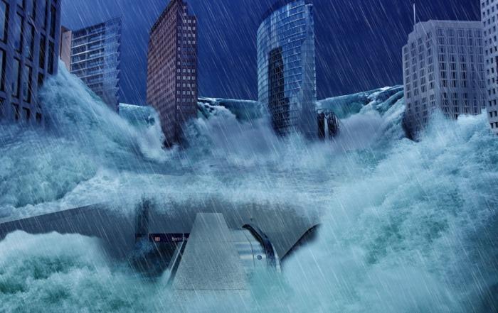 Noah og syndefloden
