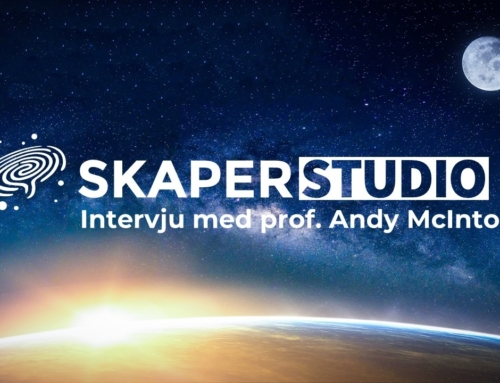 Intervju med professor Andy McIntosh